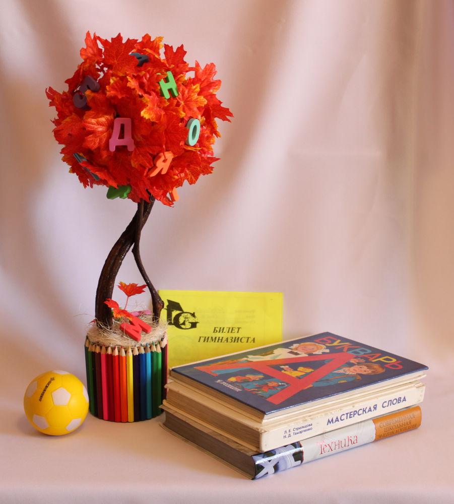 дерево счастья, подарок ученику, день учителя, реклама