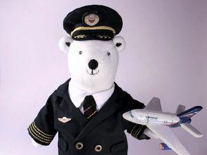 У моих пилотов теперь новые самолеты :). Ярмарка Мастеров - ручная работа, handmade.