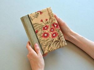 Акция «При покупке блокнота получаете альбом в подарок». Ярмарка Мастеров - ручная работа, handmade.