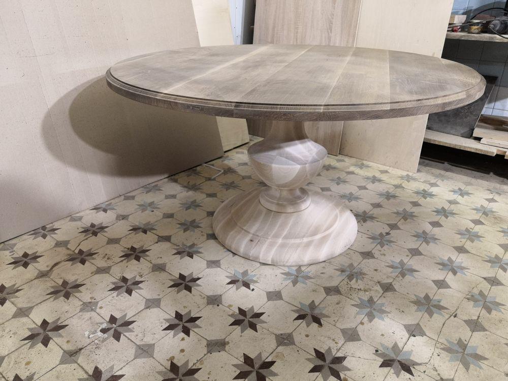 термодуб, на заказ, дизайнерский стол