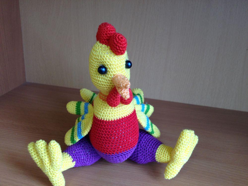 вязание крючком, для детей
