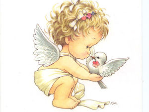С Днем Ангела вас, Лены!. Ярмарка Мастеров - ручная работа, handmade.