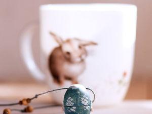 пасхальное яйцо с сюрпризом. Ярмарка Мастеров - ручная работа, handmade.