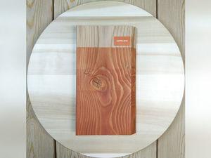 Видеокаталог цветных масел для дерева GAPPA. Цвет 0016. Ярмарка Мастеров - ручная работа, handmade.