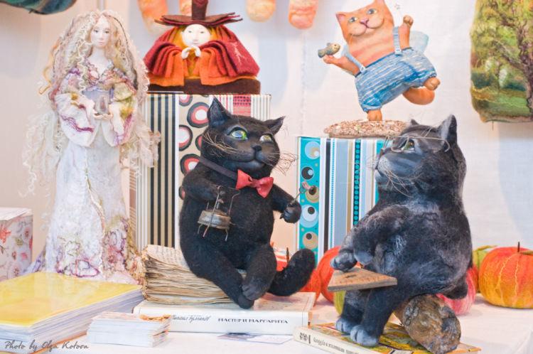 кукольные мастера