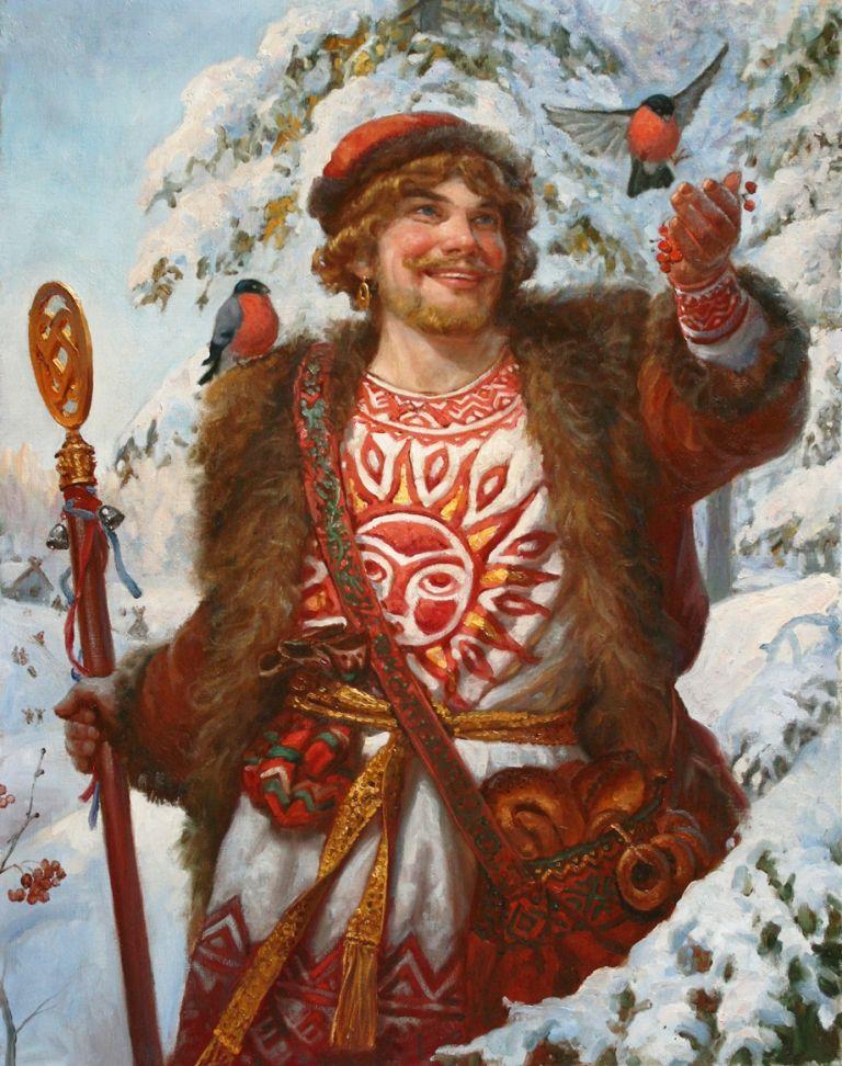 Легенды и истории художника Андрея Шишкина