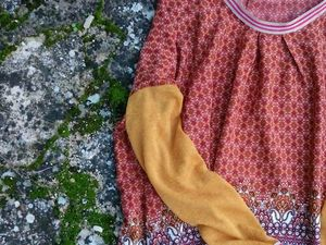 Аукцион с нуля на новенькую блузку-тунику. Ярмарка Мастеров - ручная работа, handmade.