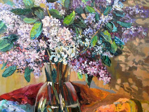 интервью с Дмитрием. Видео к картинам. Ярмарка Мастеров - ручная работа, handmade.