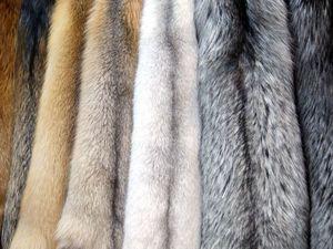 Поговорим об особенностях натурального меха и его видах. Ярмарка Мастеров - ручная работа, handmade.