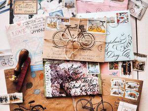 Postcrossing — обмен почтовыми открытками. Ярмарка Мастеров - ручная работа, handmade.