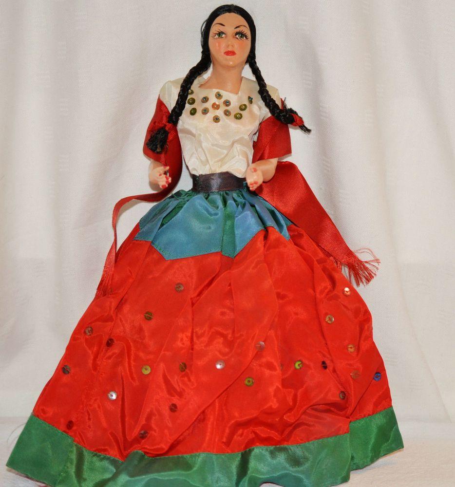 Чувственные куклы фламенко в образе Carmelita Geraghty, фото № 32