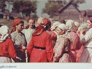 Русские женщины. Ярмарка Мастеров - ручная работа, handmade.