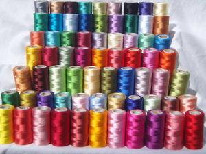 Выбираем цвета ниточек DOLI для кисточек!. Ярмарка Мастеров - ручная работа, handmade.
