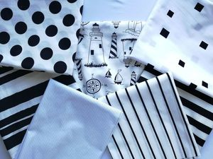 Новая чёрно-белая коллекция!. Ярмарка Мастеров - ручная работа, handmade.