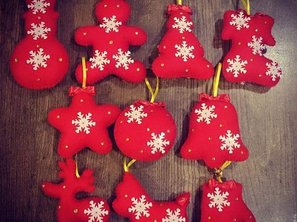 Заказы к Новому году | Ярмарка Мастеров - ручная работа, handmade