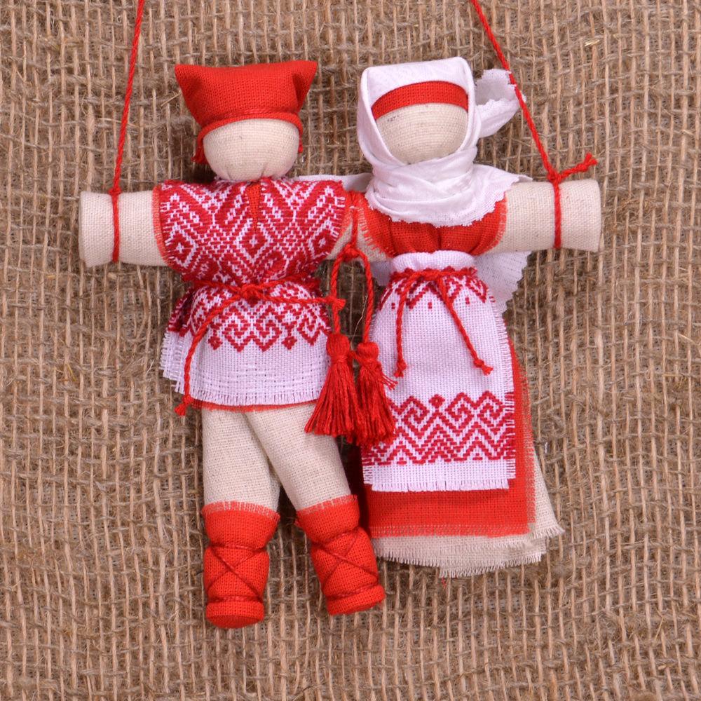 Поздравление на свадьбу куклы неразлучники