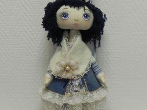 Розыгрыш конфетки - чудесная кукла от