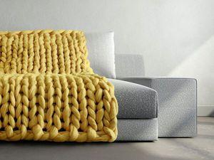 Вязаные предметы интерьера: всё по-крупному! | Ярмарка Мастеров - ручная работа, handmade
