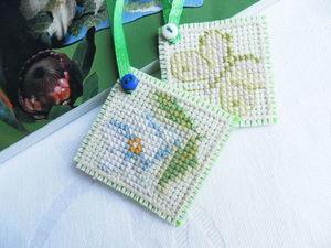 Быстрый аукцион с нуля. Цветок и Мотылек - маячки для ножниц или..... Ярмарка Мастеров - ручная работа, handmade.