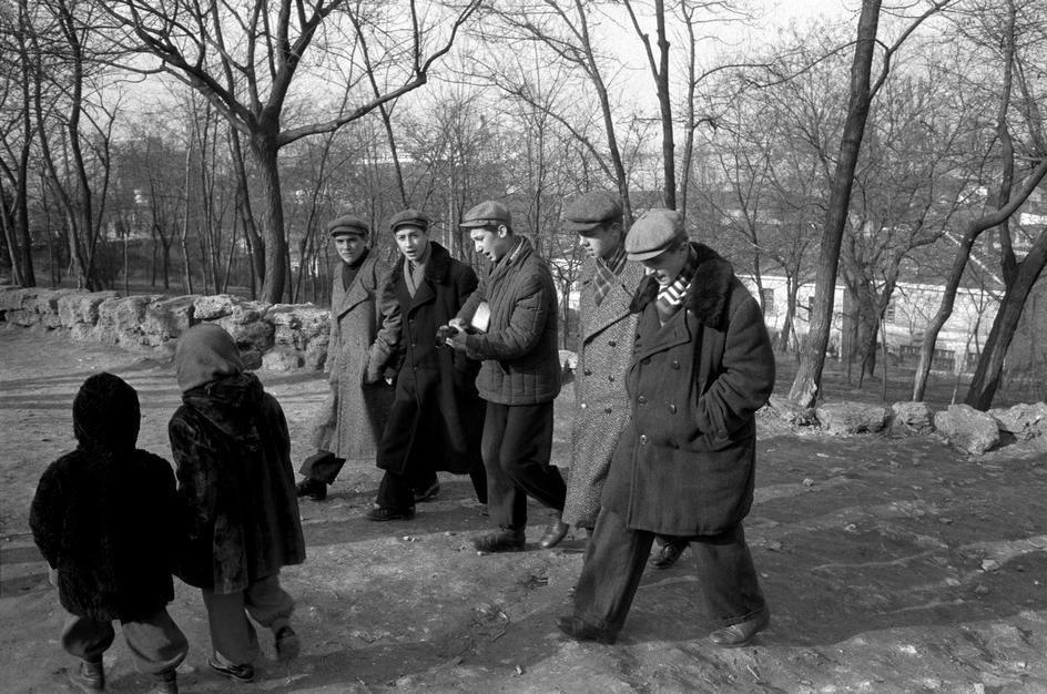 Lessing22 Москва 1958 года в фотографиях Эриха Лессинга