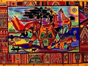 Новая Африка!. Ярмарка Мастеров - ручная работа, handmade.
