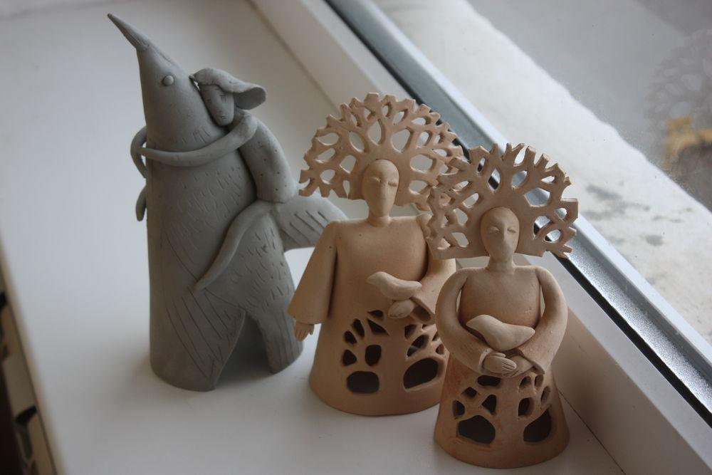 сюрприз, керамика, глина, авторская керамика, тюльнева ирина, мадам де тюль