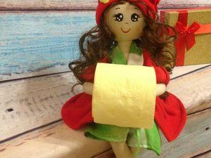 кукла интерьерная. Ярмарка Мастеров - ручная работа, handmade.