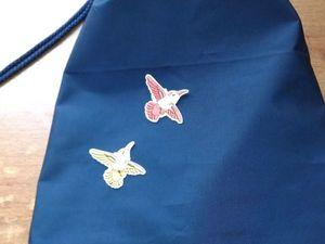 Шьем летний универсальный рюкзак. Ярмарка Мастеров - ручная работа, handmade.