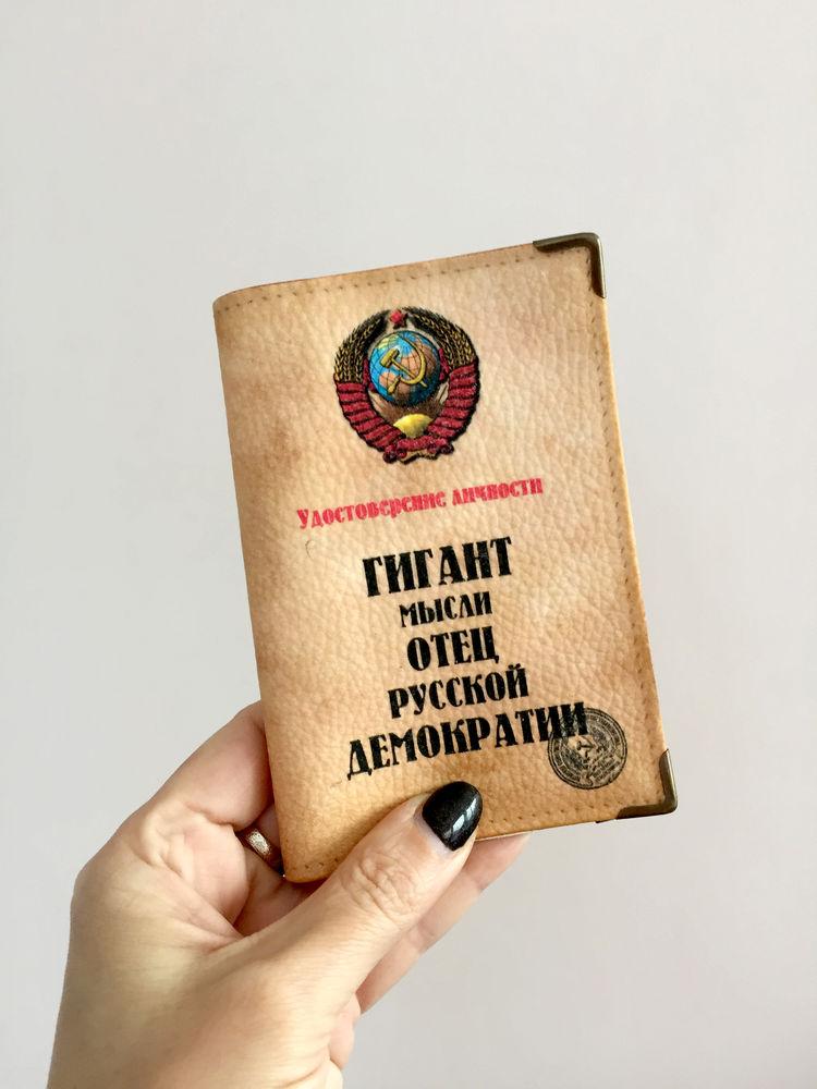 обложка для книги, обложка для паспорта, киса, фотоотчет