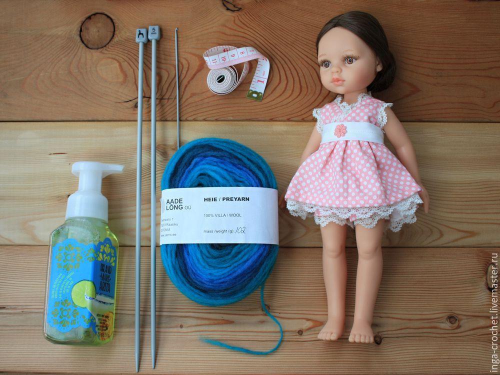 Одежда для кукол своими руками фото мастер класс