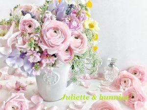 С праздником Весны и женского очарования!. Ярмарка Мастеров - ручная работа, handmade.
