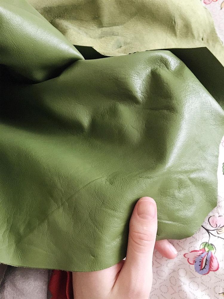 натуральная кожа, скетчинг, блокнот ручной работы, бумага, новинки магазина, зеленый