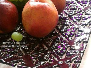 Создаем ажурное блюдо из стекла «Стеклянное кружево». Ярмарка Мастеров - ручная работа, handmade.