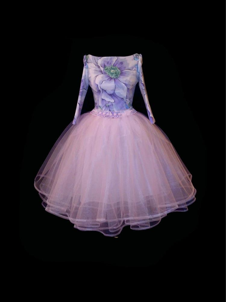 купить платье, пышное платье