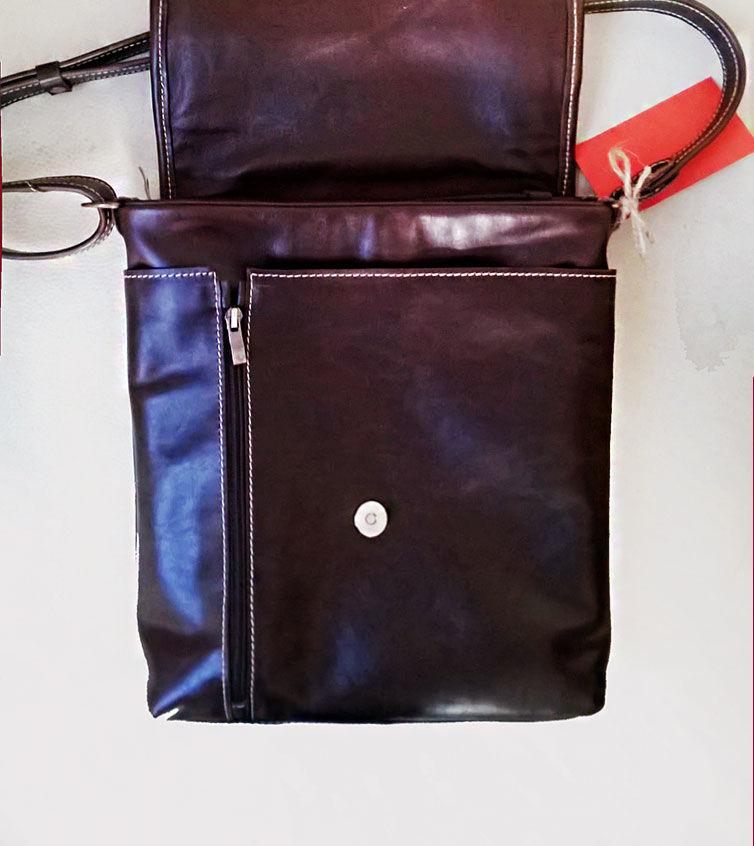 сумка кожаная мужская, купить готовую работу, скидки на готовые сумки, акции