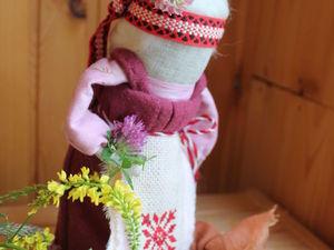 Шьем славянскую куклу Заряну. Ярмарка Мастеров - ручная работа, handmade.