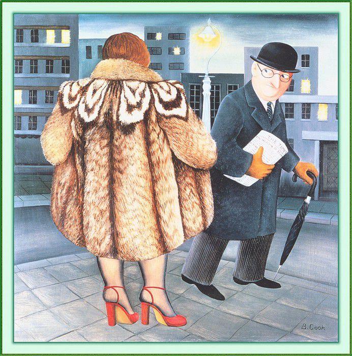 Изображение в архиве: CookBeryl c03 My Fur Coat-WeaSDC, Автор: Cook, Beryl