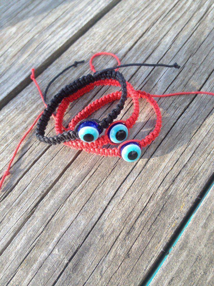 око, вощеный шнур