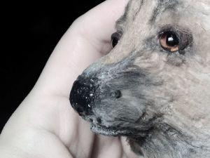 25 июня. Москва. Мастер-класс по реалистичной собаке | Ярмарка Мастеров - ручная работа, handmade