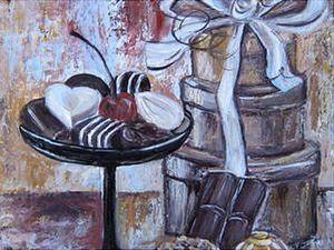 Аукцион на Картину Маслом!   Ярмарка Мастеров - ручная работа, handmade