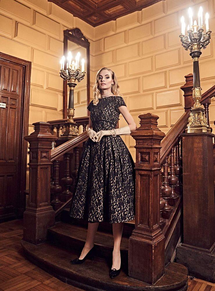 винтажный стиль, new look, платье, кружево, женская одежда, винтаж, юбка, фотосессия, vintage, платье миди