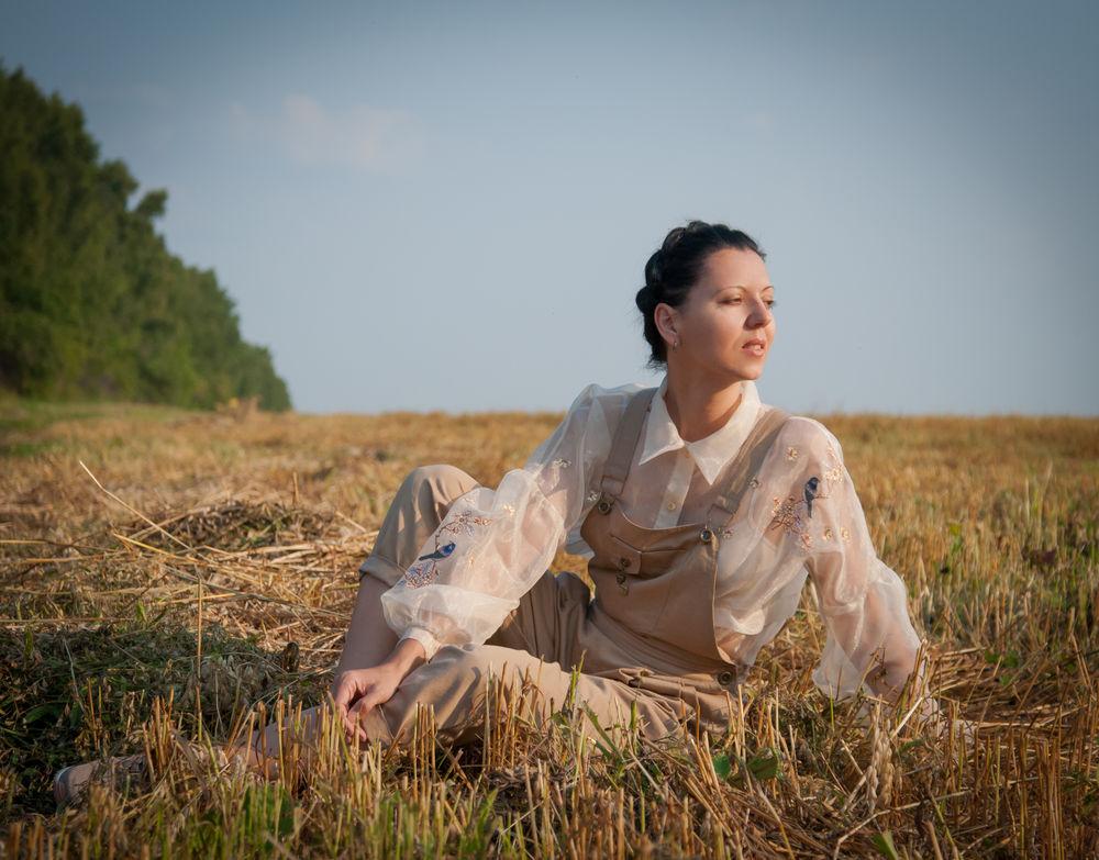 осенние краски, вдохновение, блуза, стиль бохо, деревенский стиль, вышивка на одежде, вышитые птицы, птицы на ветке, блуза из органзы, ателье lora frost, вышивка на органзе