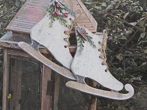 Пусть в этом декабре каждый из нас найдет надежду.. Ярмарка Мастеров - ручная работа, handmade.