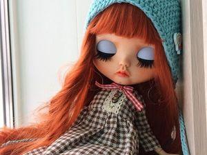 Алиса New Doll Blythe. Ярмарка Мастеров - ручная работа, handmade.