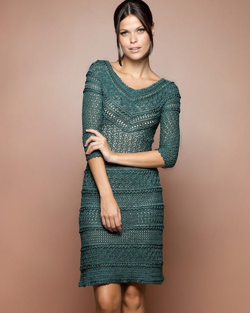 Вязаная мода по-бразильски,  или  Несколько историй о том,  почему дизайнерам нужно верить в себя, фото № 13