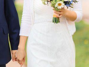Новинки! Свадебные жакеты | Ярмарка Мастеров - ручная работа, handmade