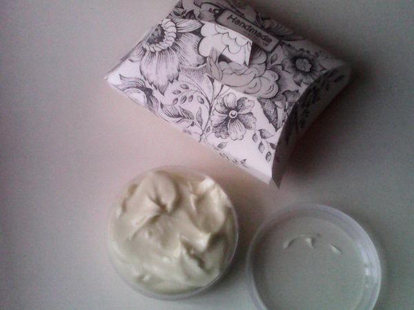 Крем для лица питательный | Ярмарка Мастеров - ручная работа, handmade
