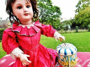 """У меня появился новый магазин """"Анины куклы""""!. Ярмарка Мастеров - ручная работа, handmade."""