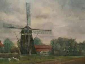 Встреча с Голландией.... Ярмарка Мастеров - ручная работа, handmade.