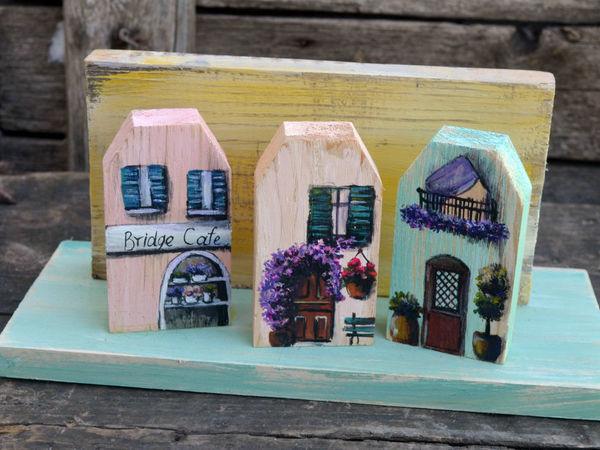 Лурмарен, деревня на юге Франции. | Ярмарка Мастеров - ручная работа, handmade